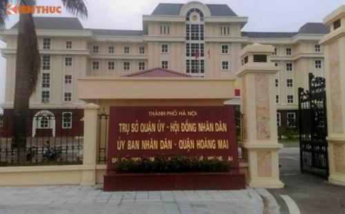 Chủ tịch quận Hoàng Mai bị tố dùng bằng của đại học quốc tế 'ma'? - Ảnh 1