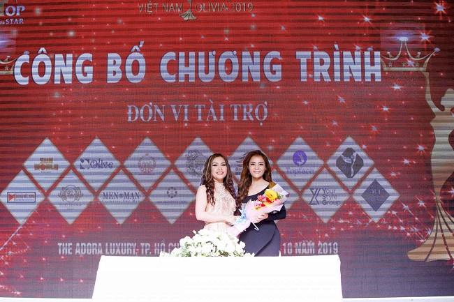 """Hãng truyền thông Topstar công bố chương trình """"Hoa hậu Thương hiệu Việt Nam Olivia 2019"""" - Ảnh 11"""