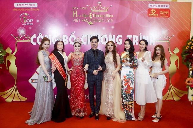 """Hãng truyền thông Topstar công bố chương trình """"Hoa hậu Thương hiệu Việt Nam Olivia 2019"""" - Ảnh 17"""