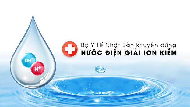 Cơ quan ngôn luận của Bộ Y tế Việt Nam tư vấn về nước ion kiềm và sức khỏe - Ảnh 3