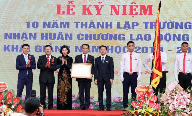 Trường CĐ nghề Công nghệ cao Hà Nội: Chặng đường 10 năm hoàn thiện và phát triển - Ảnh 1