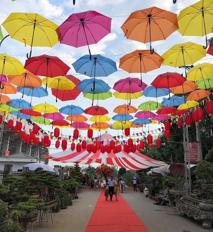 Triển lãm Sinh Vật Cảnh huyện Phúc Thọ (Hà Nội): Nơi hội tụ tinh hoa cây cảnh Việt - Ảnh 13