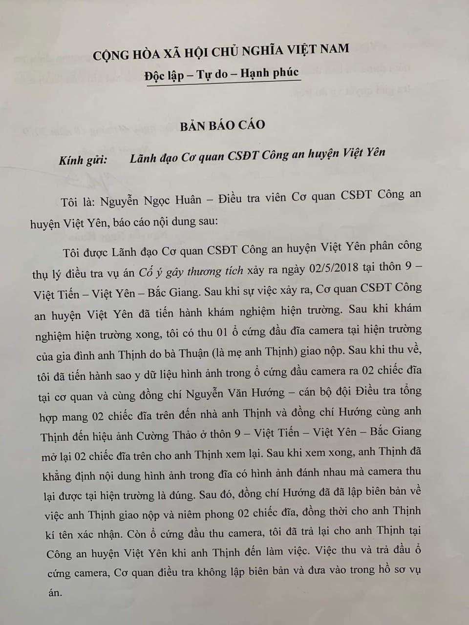 Việt Yên, Bắc Giang: Phiên sơ thẩm hoãn đi xử lại 6 lần và mức tuyên phạt bất ngờ? - Ảnh 6