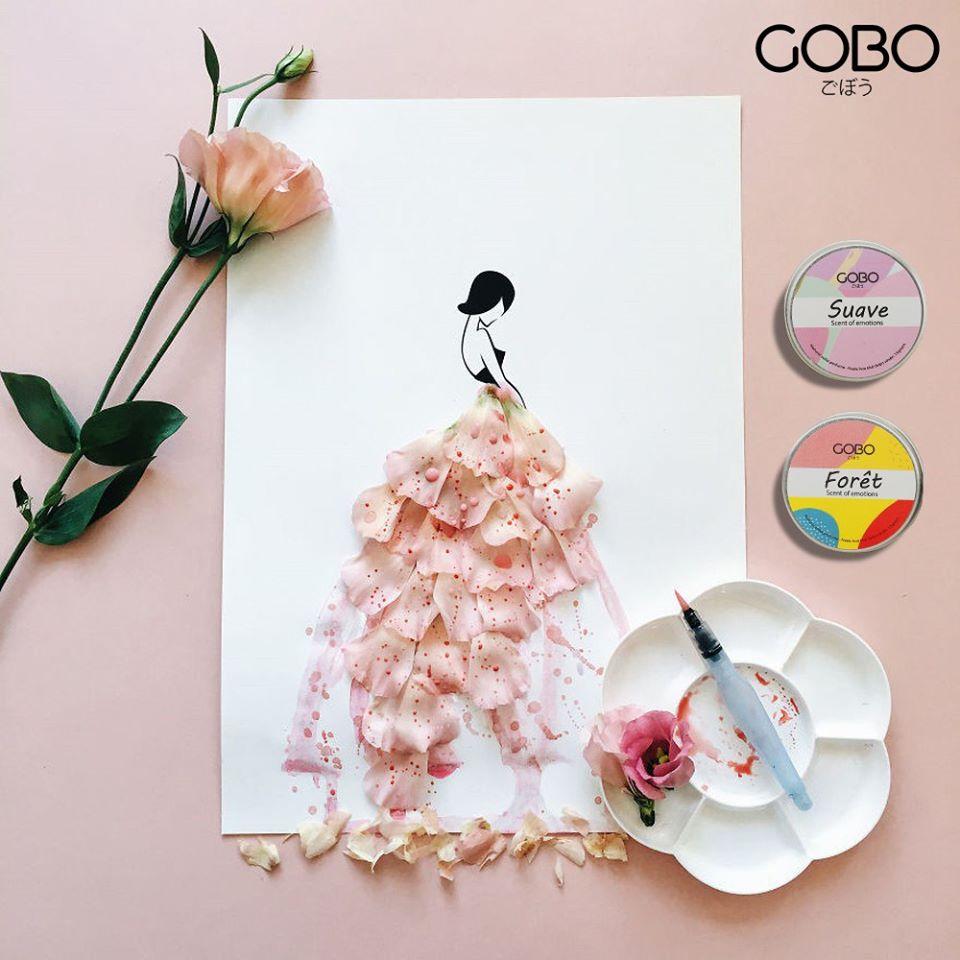 Nước hoa khô Gobo – bí quyết tự tin tỏa hương thơm tươi mát - Ảnh 5