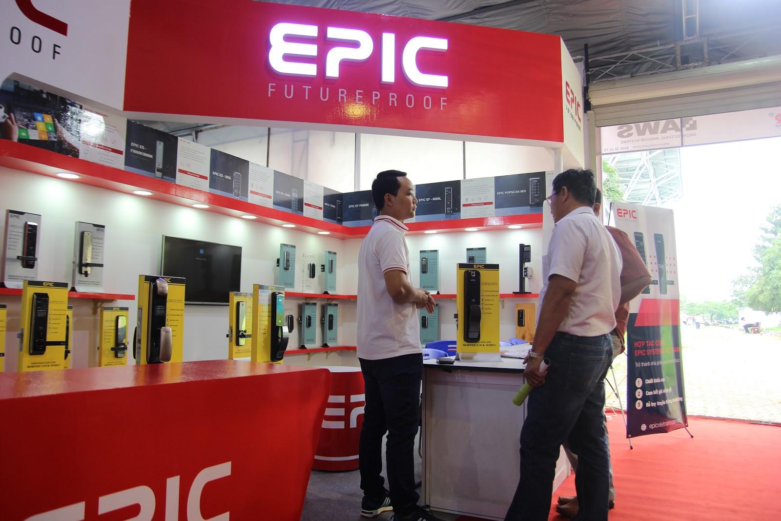 Hợp tác cùng EPIC SYSTEMS Việt Nam- Khẳng định vị thế trên thị trường khóa điện tử - Ảnh 2
