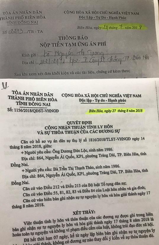 Đồng Nai: Hé lộ nhiều tình tiết mới trong vụ việc bà Trần Thị Thạch Thảo vay tiền nhiều người không trả - Ảnh 1