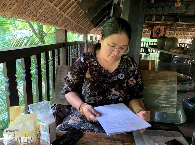Đồng Nai: Hé lộ nhiều tình tiết mới trong vụ việc bà Trần Thị Thạch Thảo vay tiền nhiều người không trả - Ảnh 2