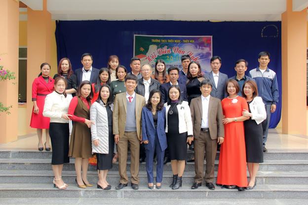 Công ty TNHH SX TM&DV SECRET LIFE tri ân thầy cô ngày 20/11 - Ảnh 4
