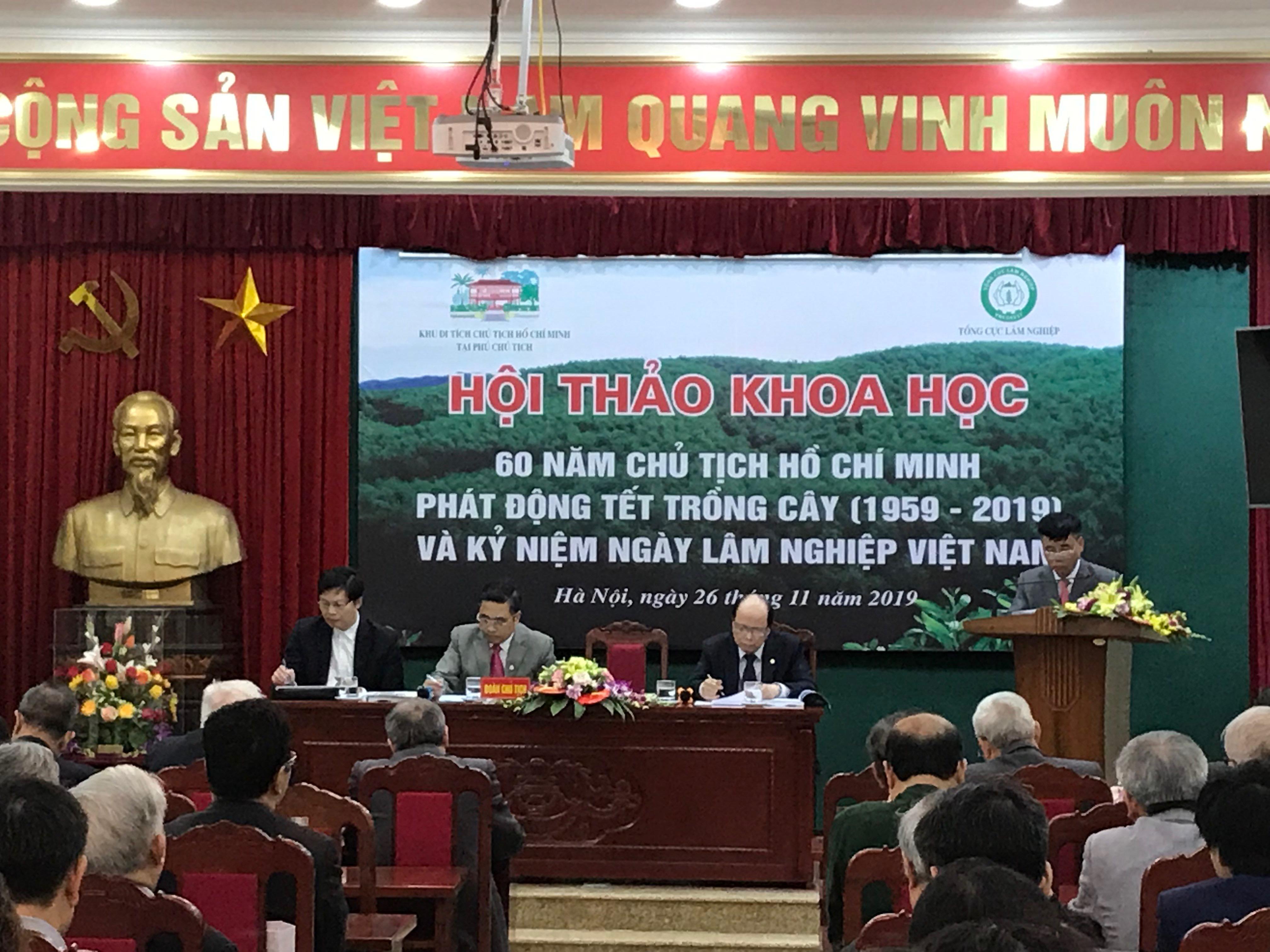 Hà Nội diễn ra nhiều hoạt động kỷ niệm 60 năm ngày Bác Hồ phát động Tết Trồng cây - Ảnh 5