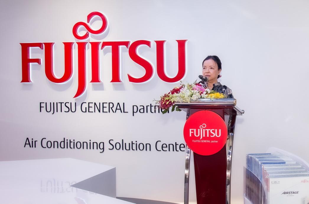 Thương hiệu máy điều hòa Fujitsu chính thức có mặt tại Việt Nam - Ảnh 2