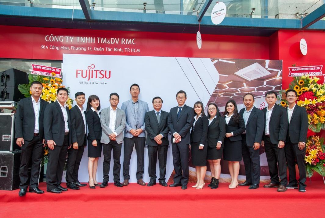 Thương hiệu máy điều hòa Fujitsu chính thức có mặt tại Việt Nam - Ảnh 3