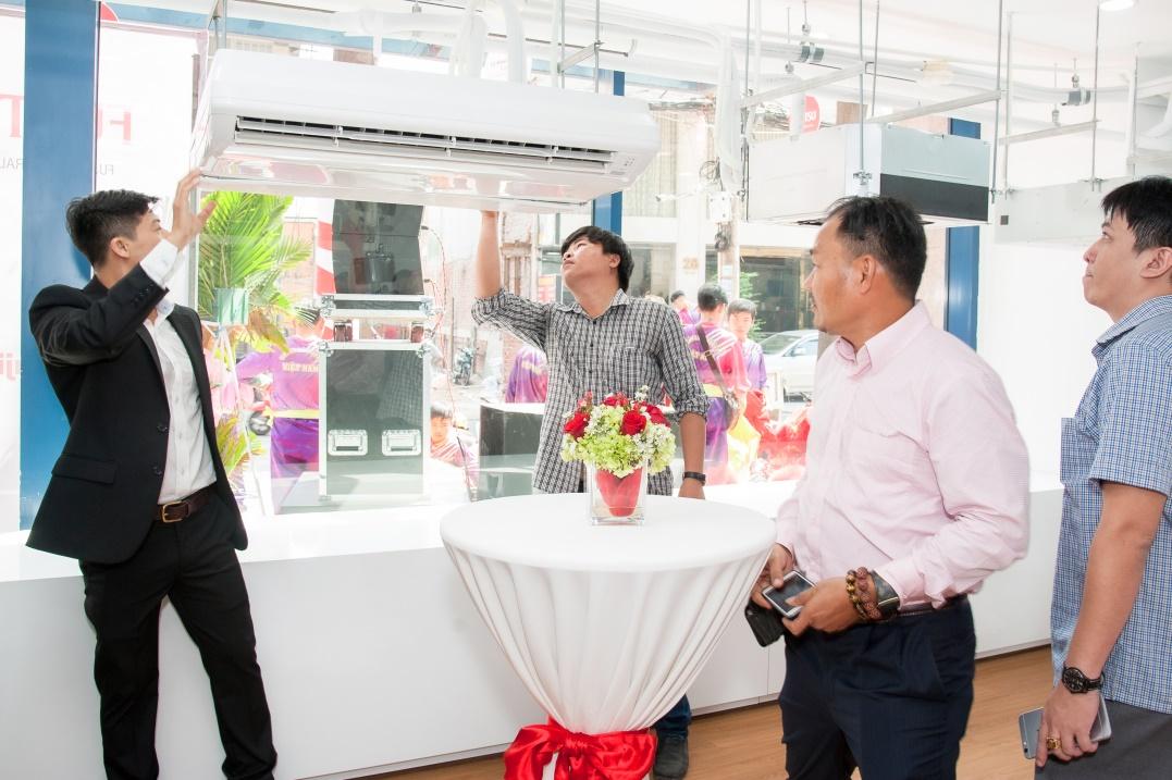 Thương hiệu máy điều hòa Fujitsu chính thức có mặt tại Việt Nam - Ảnh 5