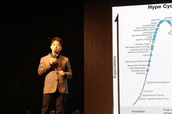 Blockchain One Touch –  diễn đàn quốc tế Blockchain và cơ hội đầu tư - Ảnh 4
