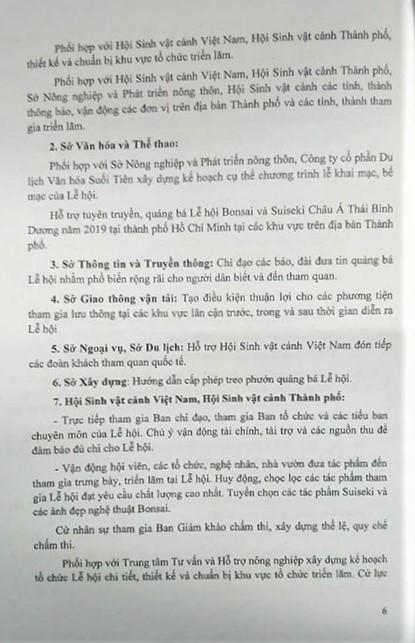TP. HCM: Chỉ đạo việc treo băng rôn tuyên truyền Lễ hội Bonsai và Suiseki Châu Á Thái Bình Dương theo đúng quy định - Ảnh 4