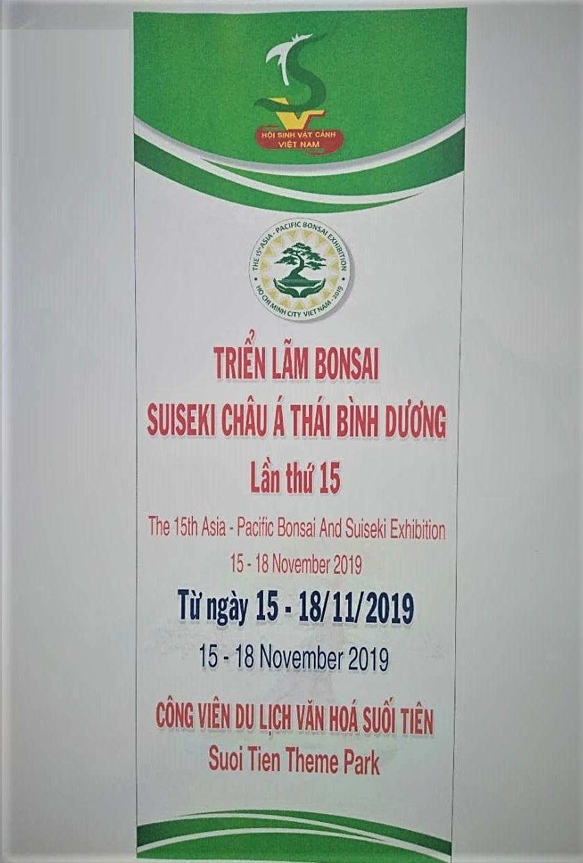 TP. HCM: Chỉ đạo việc treo băng rôn tuyên truyền Lễ hội Bonsai và Suiseki Châu Á Thái Bình Dương theo đúng quy định - Ảnh 5