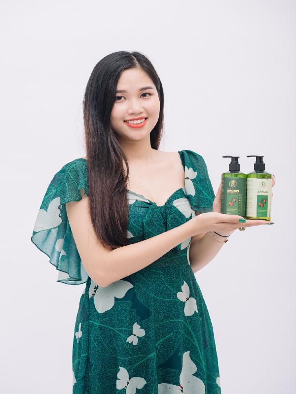 Bộ dầu gội xả Argan  - Giải pháp bảo vệ, ngăn ngừa rụng tóc hiệu quả vào mùa đông - Ảnh 4