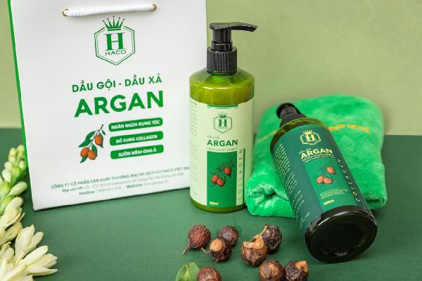 Bộ dầu gội xả Argan  - Giải pháp bảo vệ, ngăn ngừa rụng tóc hiệu quả vào mùa đông - Ảnh 3