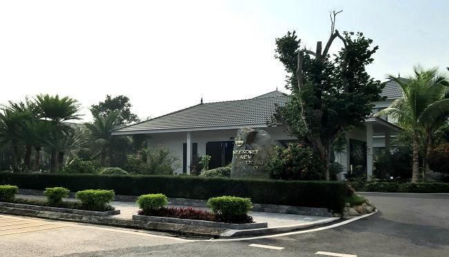 Thái Bình: Có ưu ái để Resort New Đồng Châu hợp thức hóa sai phạm? - Ảnh 1