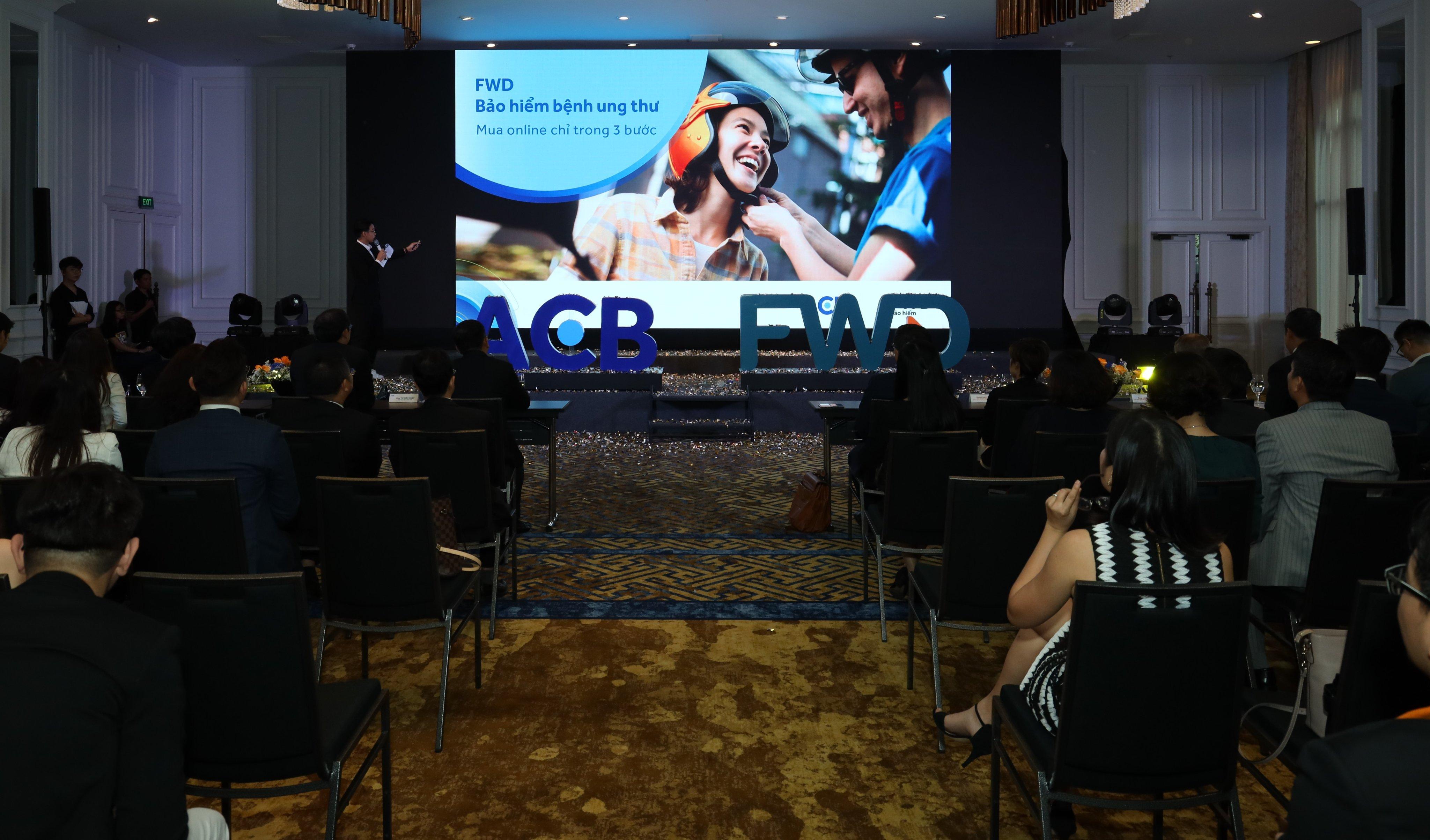 """Hai """"ông lớn"""" ACB và FWD làm nên thương vụ e-bancassurance đầu tiên tại Việt Nam - Ảnh 1"""