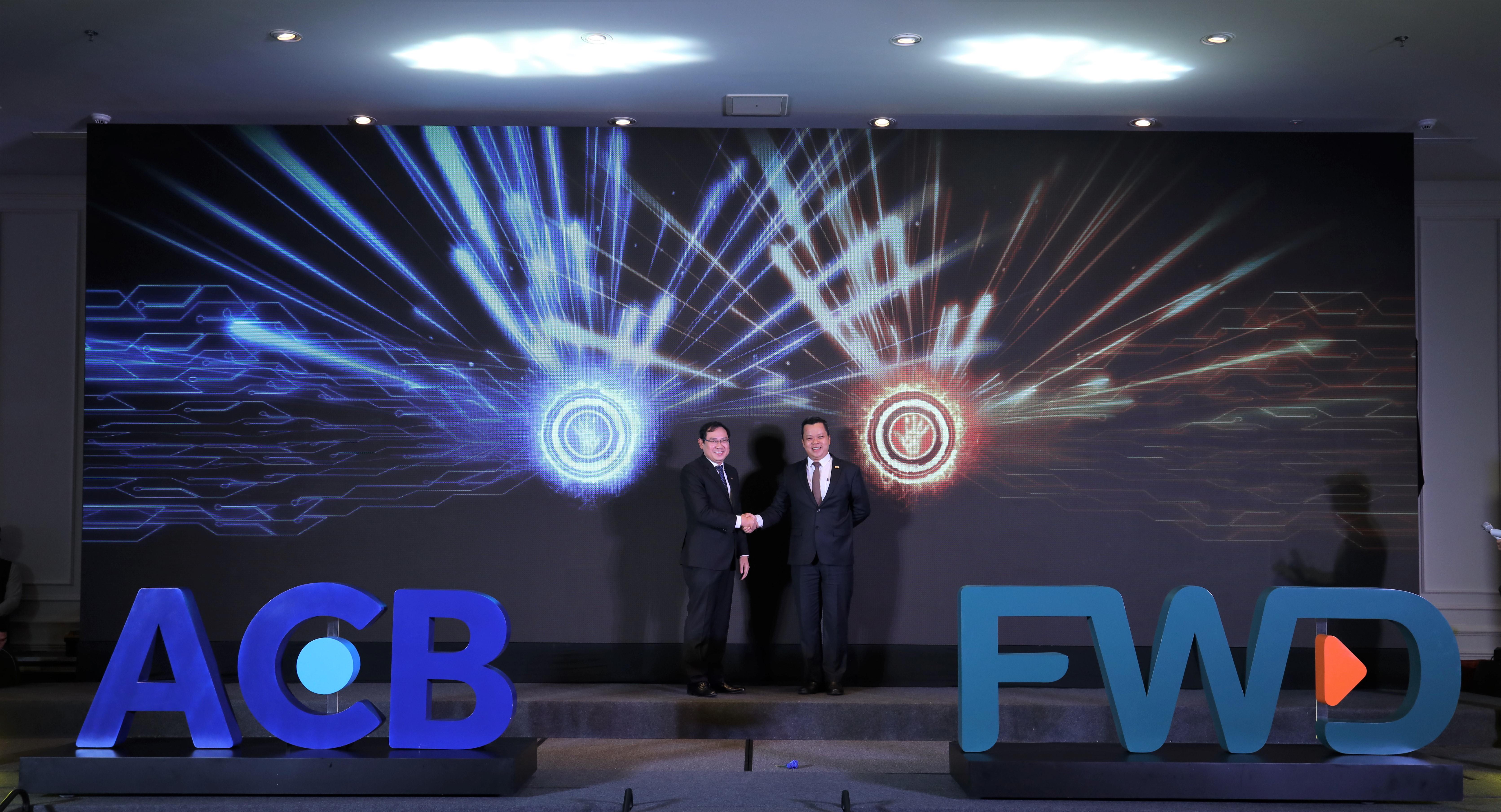 """Hai """"ông lớn"""" ACB và FWD làm nên thương vụ e-bancassurance đầu tiên tại Việt Nam - Ảnh 2"""