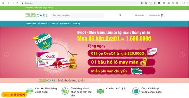 Nhà thuốc trực tuyến Duocare được các chuyên gia Y tế hàng đầu đánh giá cao - Ảnh 2