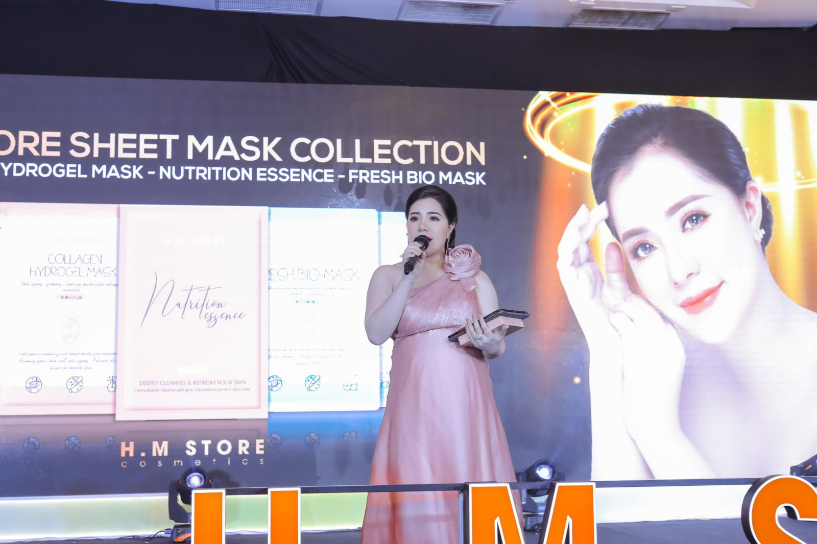 HM Store ra mắt dòng sản phẩm mặt nạ mới Sheet Mask Set - Ảnh 4