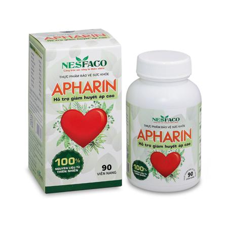 APHARIN- Món quà sức khỏe quý giá cho người bệnh cao huyết áp - Ảnh 2
