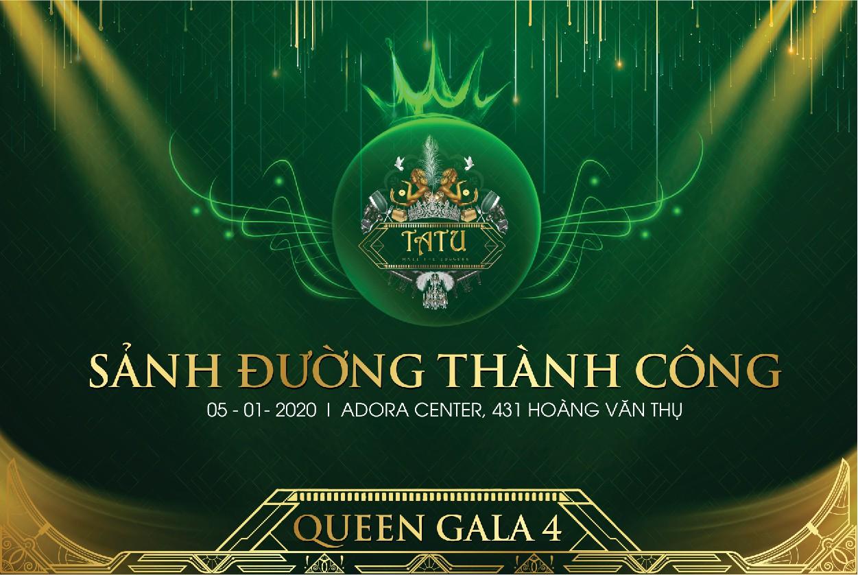 Trước thềm Queen Gala 4: Nhìn lại những khoảnh khắc đáng nhớ trong các đại hội Queen Gala 1-2-3 những năm qua - Ảnh 5