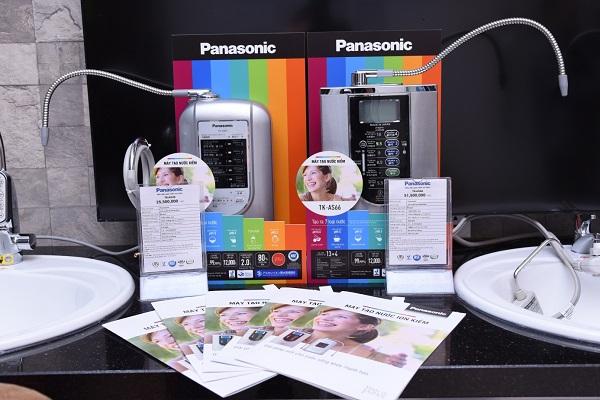 Máy lọc nước Panasonic khuyến mãi lớn cuối năm tại Thế Giới Điện Giải - Ảnh 1