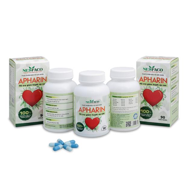 APHARIN- Món quà sức khỏe quý giá cho người bệnh cao huyết áp - Ảnh 4