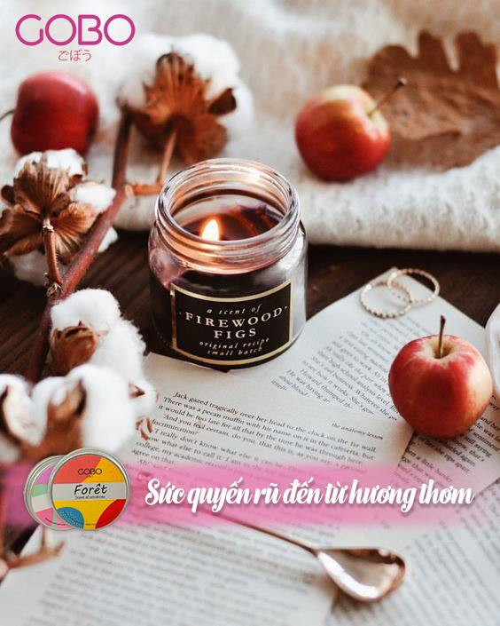 Nước hoa khô Gobo – hương thơm lắng đọng, cảm xúc trào dâng - Ảnh 1
