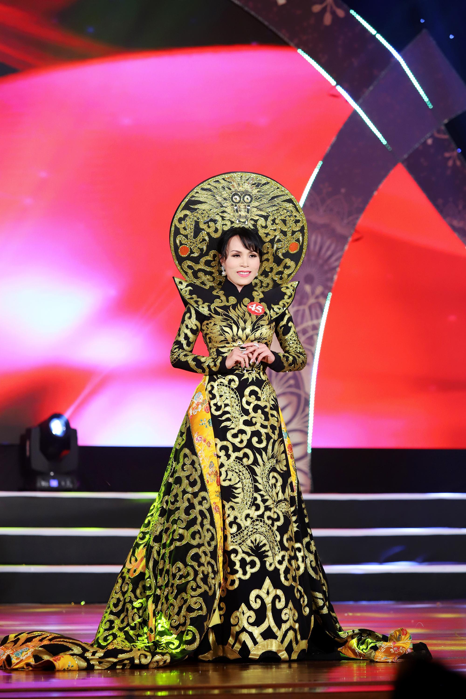 Nhiều sắc màu tại đêm tôn vinh Hoa hậu Thương hiệu Olivia tại Việt Nam 2019 - Ảnh 6