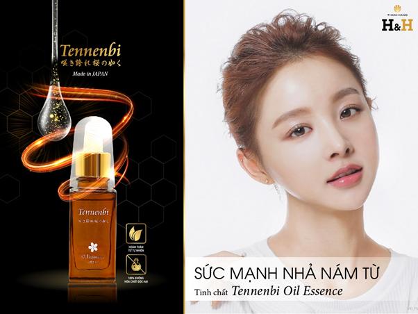 Tennenbi Oil Essence – Tinh chất nhả nám được phụ nữ Nhật Bản tin dùng - Ảnh 1
