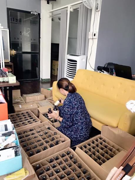 Trở thành tổng đại lý của ONA Global- con đường chinh phục ước mơ của cô gái kinh doanh thời trang đến từ thành phố biển Đà Nẵng - Ảnh 4