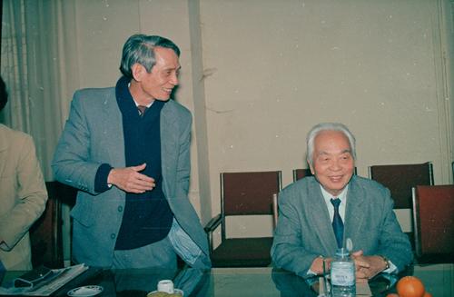 Đại tướng Võ Nguyên Giáp: Nhà báo của nhân dân, Danh tướng vì hòa bình - Ảnh 5