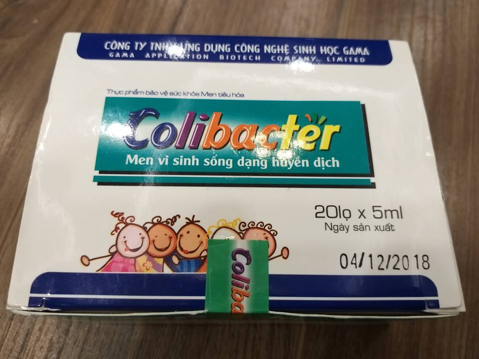 Men tiêu hóa Colibacter có 'dị vật', doanh nghiệp nói không trực tiếp bán ra thị trường - Ảnh 1
