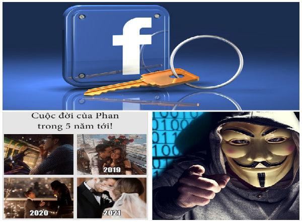 Nguy cơ bị ăn cắp thông tin cá nhân bởi những trò chơi hỏi đáp trên Facebook - Ảnh 1