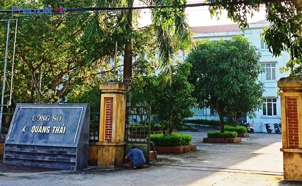 """Vụ 26 lô """"đất vàng"""" đứng tên cán bộ xã ở Thanh Hóa: Phó Bí thư Đảng ủy bất ngờ xin nghỉ việc? - Ảnh 1"""