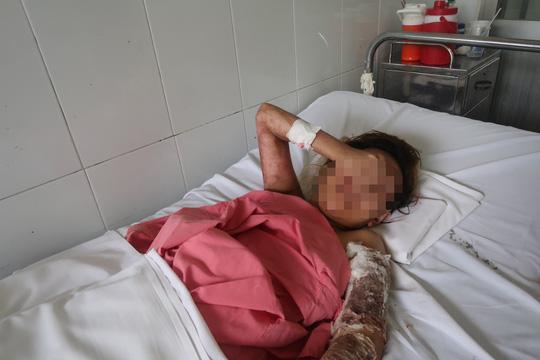 Nhức nhối nạn bạo hành phụ nữ: Những tiếng kêu xé lòng! - Ảnh 1