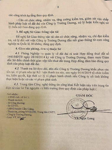 Cẩm Giàng (Hải Dương): Nhiều sai phạm ở Cụm công nghiệp Lương Điền  - Ảnh 2