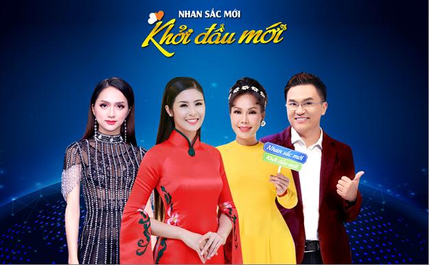 """Việt Hương """"rời"""" ghế nóng làng hài, trở thành giám khảo chương trình nhan sắc - Ảnh 2"""