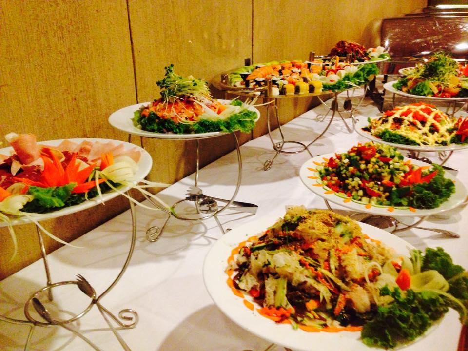 Tổ chức sự kiện, đặt tiệc tại nhà: Xu hướng mới lên ngôi trong dịch vụ ăn uống - Ảnh 2