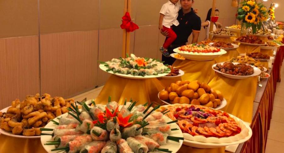 Tổ chức sự kiện, đặt tiệc tại nhà: Xu hướng mới lên ngôi trong dịch vụ ăn uống - Ảnh 3