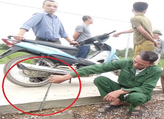 Thuận Thành - Bắc Ninh: Người dân bất bình về dự án làm đường Nông thôn mới - Ảnh 1