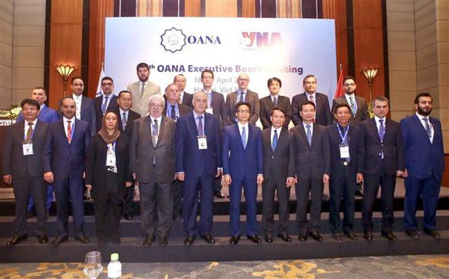 Hội nghị Tổ chức các hãng thông tấn châu Á – Thái Bình Dương 2019: Vì một nền báo chí chuyên nghiệp - Ảnh 2