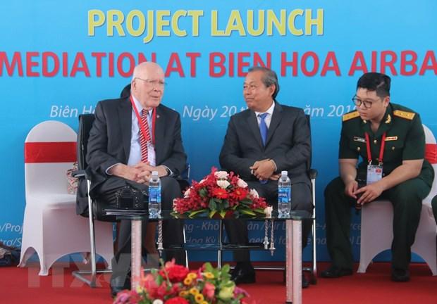 Hoa Kỳ và Việt Nam ký kết ghi nhận ý định hỗ trợ người khuyết tật - Ảnh 1