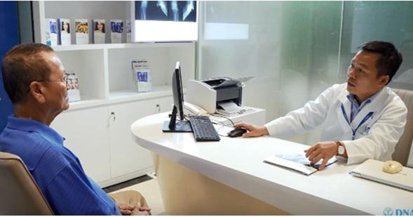 Giã từ nỗi ám ảnh cơ xương khớp tại Bệnh viện Quốc tế DNA - Ảnh 2