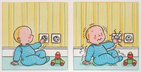 Xử trí những tai nạn bất ngờ tại nhà có thể xảy đến với trẻ em - Ảnh 2