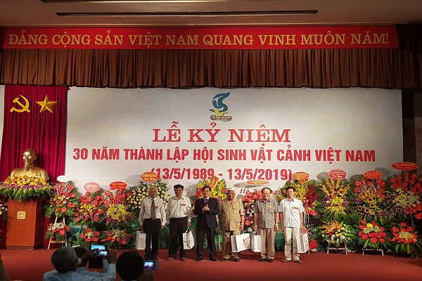 Hội Sinh Vật Cảnh Việt Nam: Phát huy truyền thống 30 năm xây dựng và trưởng thành - Ảnh 1