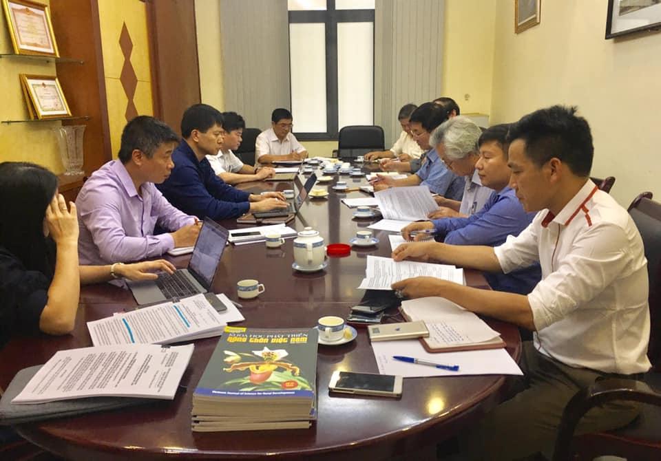 Tích cực chuẩn bị tổng kết 10 năm xây dựng Nông thôn mới giai đoạn 2010 - 2020  - Ảnh 1